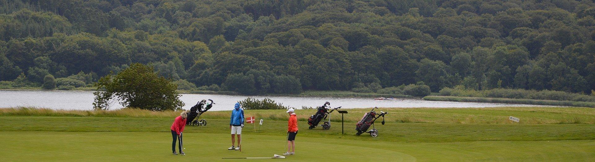 golf og højskole på nørgaards højskole 2015