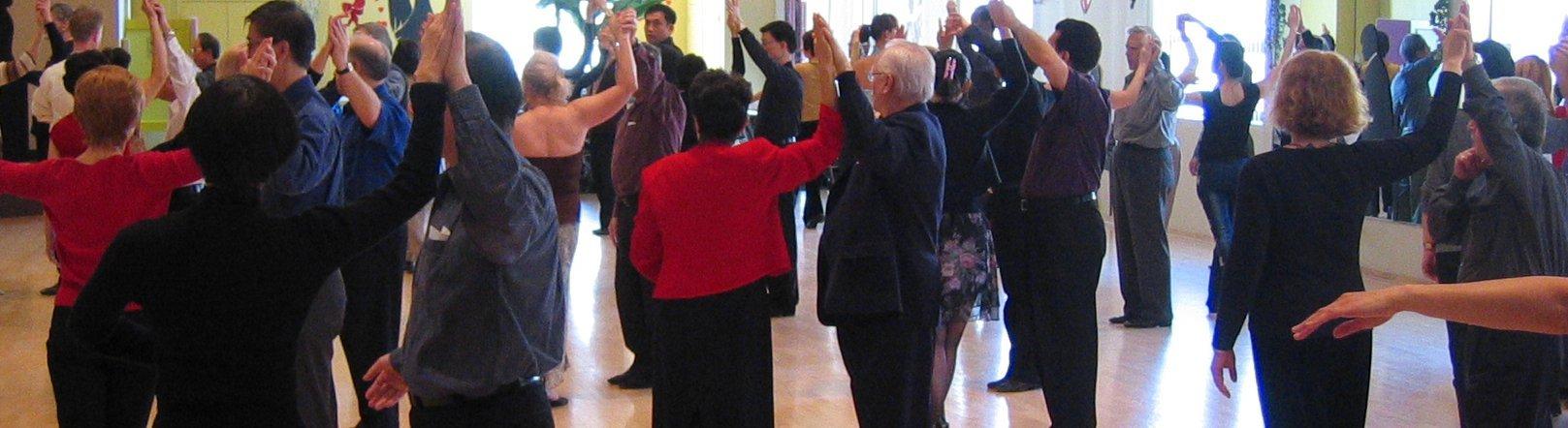 Vild med dans for alle nørgaards højskole glæde motion humør bevægelse 3