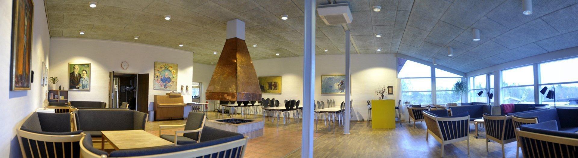 Pejsestuen Nørgaards Højskole faciliteter web 2