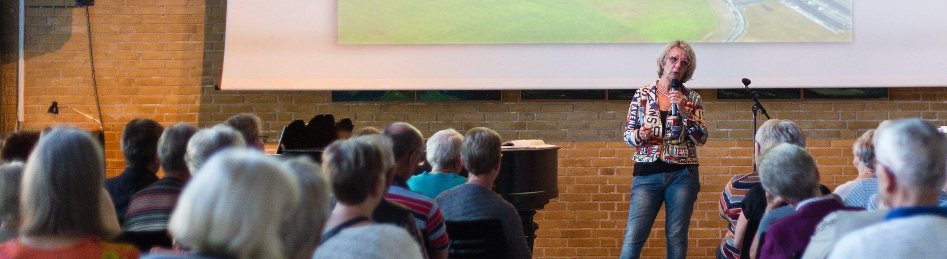 foredrag stolerækker foredragssalen Nørgaards Højskole faciliteter web